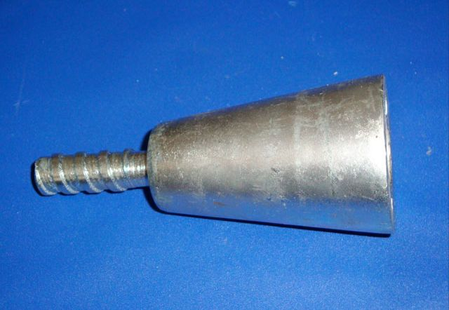V-climbing Cone with Screw