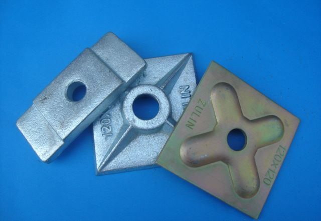 Cast Washer Plate