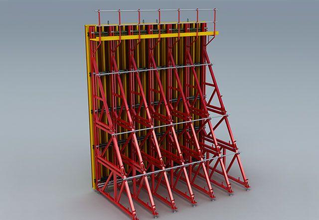 Column & Core wall System Formwork