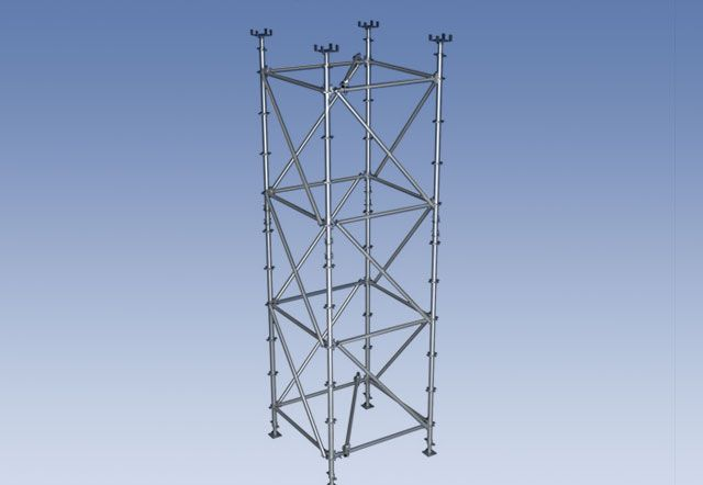 Scaffolding & Shoring System